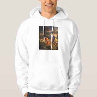 The Daughters of Jethro by Theophile Hamel 1838 Hoodie