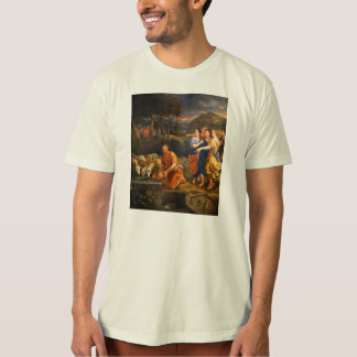 The Daughters of Jethro by Theophile Hamel 1838 T-shirt