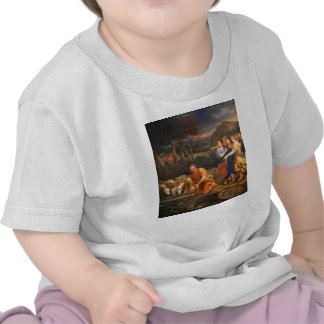 The Daughters of Jethro by Theophile Hamel 1838 Tee Shirts