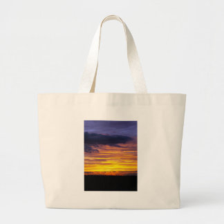 The Day Dawns Large Tote Bag