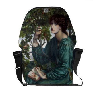 The Day Dream by Dante Gabriel Rossetti Commuter Bags