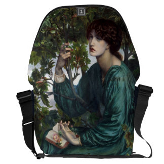 The Day Dream by Dante Gabriel Rossetti Courier Bags
