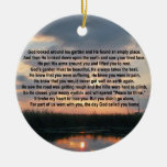 The day God called you home double-sided ornament