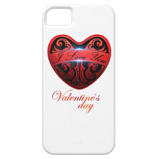 The day of San Valentin Case For The iPhone 5