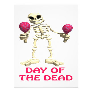 The Day Of The Dead Flyer