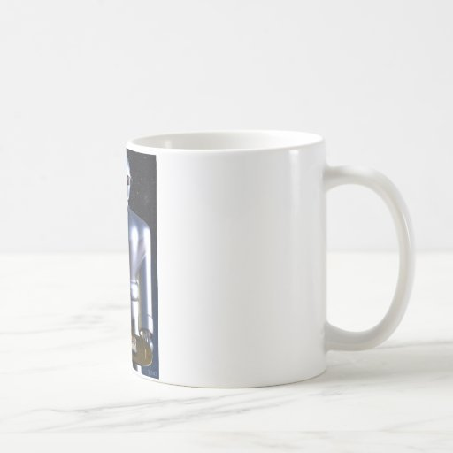 The Day the Earth Stood Still to Give Thanks Mug