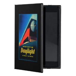 The Daylight Train Promotional Poster Case For iPad Mini