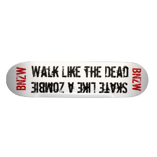 The dead Board Custom Skateboard