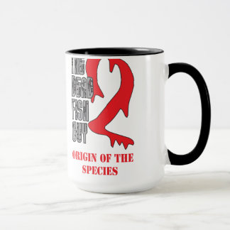 The Dead Fish Guy 2 Coffee Mug