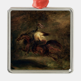 The Dead Go Quickly, 1830 Christmas Ornament