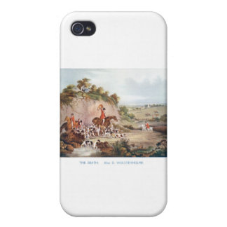 The Death Covers For iPhone 4