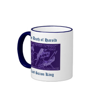 The Death of Harold Coffee Mugs