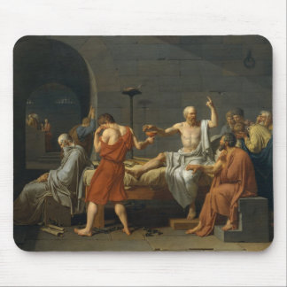 The Death Of Socrates Mouse Mat