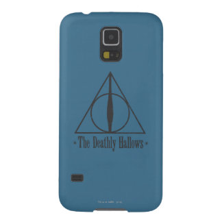 The Deathly Hallows Galaxy S5 Case