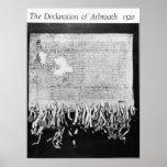 The Declaration of Arbroath, 6 April 1320