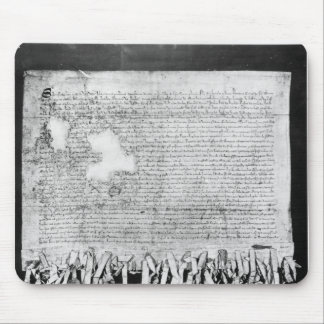 The Declaration of Arbroath, 6 April 1320 Mouse Mat
