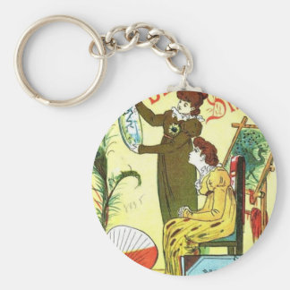 The Decorative Sisters Key Chain