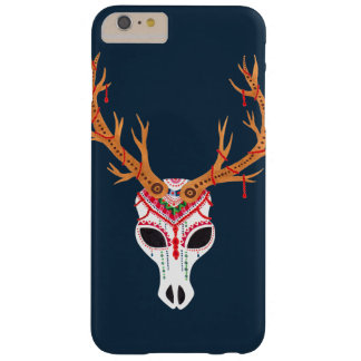 The Deer Head Skull Barely There iPhone 6 Plus Case