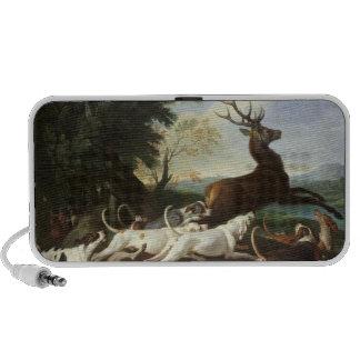 The Deer Hunt, 1718 iPod Speaker