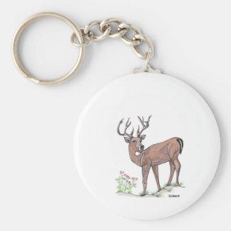 The Deer Key Ring