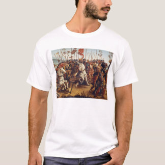 The Defeat of Athens by Minos, King of Crete, from T-Shirt