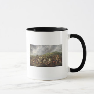 The Defeat of Porus by Alexander the Great Mug