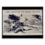 The Defence Of Wake Island