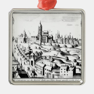 The Defenestration of Prague, 3rd August 1618 Christmas Ornament