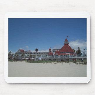 The Del Coronado Hotel Mouse Pad
