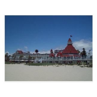 The Del Coronado Hotel Postcard
