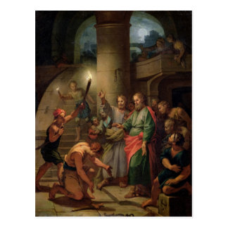 The Deliverance of St. Paul and St. Barnabas Postcard