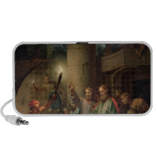 The Deliverance of St. Paul and St. Barnabas iPod Speaker