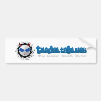 The Delta Blues Bumper Sticker