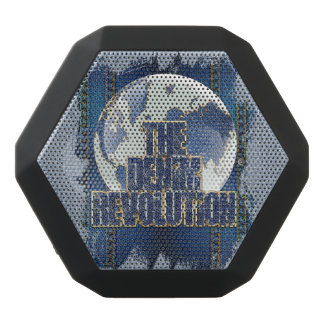 The Denim Revolution Black Bluetooth Speaker