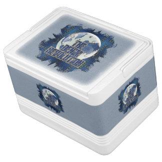 The Denim Revolution Igloo Cool Box