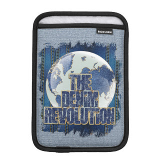 The Denim Revolution iPad Mini Sleeve