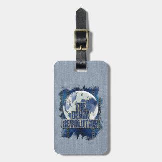 The Denim Revolution Luggage Tag