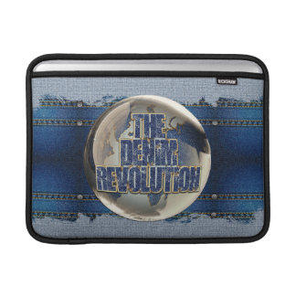 The Denim Revolution MacBook Sleeve