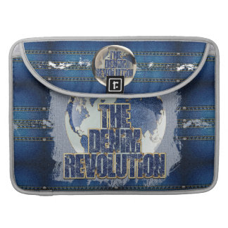 The Denim Revolution Sleeve For MacBooks