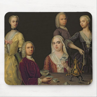 The Denner Family Mouse Pad