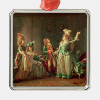 The Departure of the Dragoon Guard, 1774-1819 Christmas Ornament