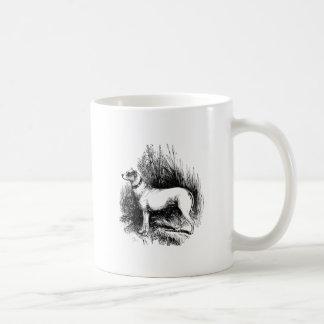 The Dependable Retriever Basic White Mug