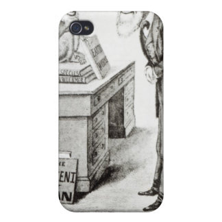 The Descent of Man iPhone 4/4S Covers