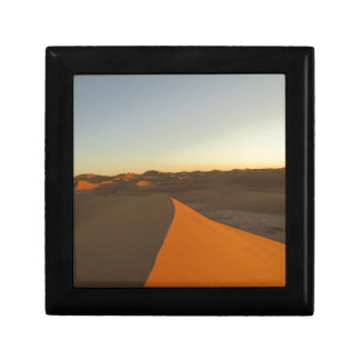 The Desert Small Square Gift Box