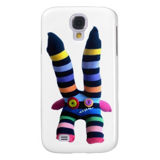 The Desk Minion Sock Monster Samsung Galaxy S4 Covers