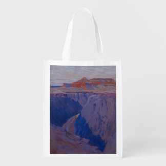 The Destroyer, c.1911-13 (oil on canvas) Reusable Grocery Bags