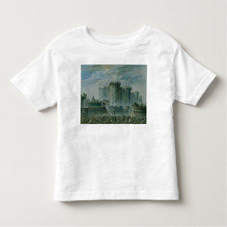 The Destruction of the Bastille, 14th July 1789 Toddler T-Shirt