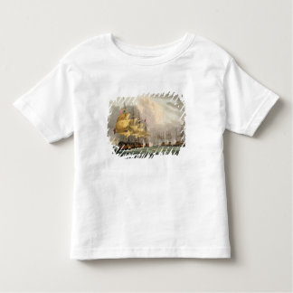 The Destruction of the Danish Fleet before Copenha Toddler T-Shirt