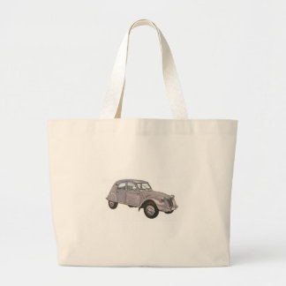 the deuche jumbo tote bag
