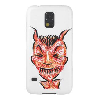 The Devil made me do it! Galaxy S5 Covers